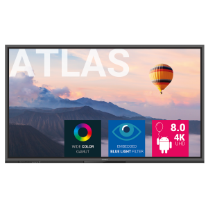 Newline ATLAS interactive display 65