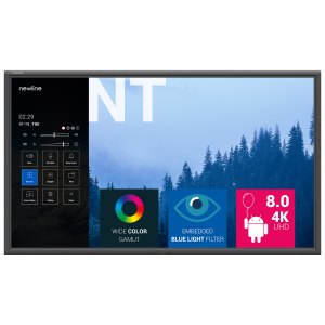 Newline NT series non-touch display 85