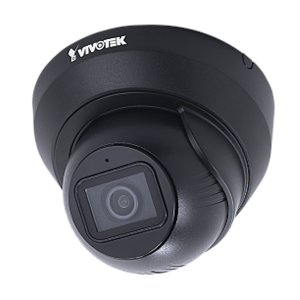 Vivotek IT9389-H Turret Dome Network Camera (Black, 3.6MM)