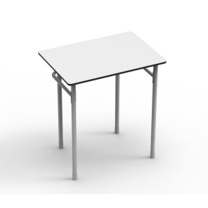 Nautilus Table DESK21 I, rectangular, height-adjustable (70-82 cm)