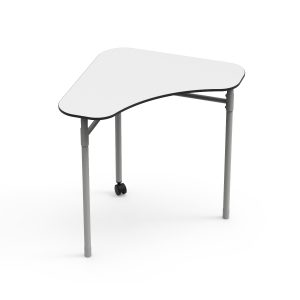 Nautilus Ambidextrous Table DESK22 with caster, height adjustable (70-82 cm)