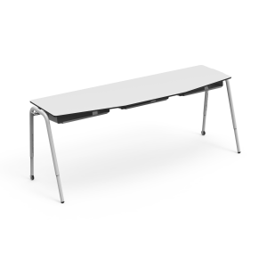 Nautilus Triple Team Table, height-adjustable